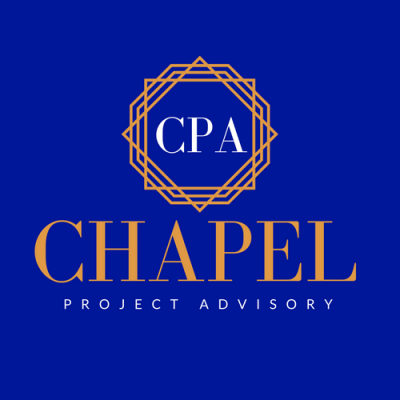 The Chapel Project Advisory logo and branding